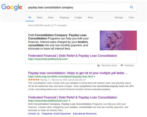 best debt consolidation loan companies payday loan consolidation helps to get rid of your