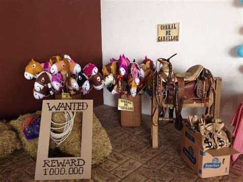 imagenes decoracion fiestas infantiles vaqueras fiesta vaquera para mis ni 241 s pinterest fiestas