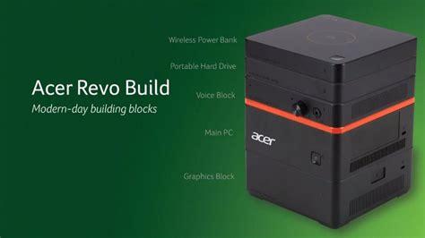 revo acer mini pc acer revo build modular pc