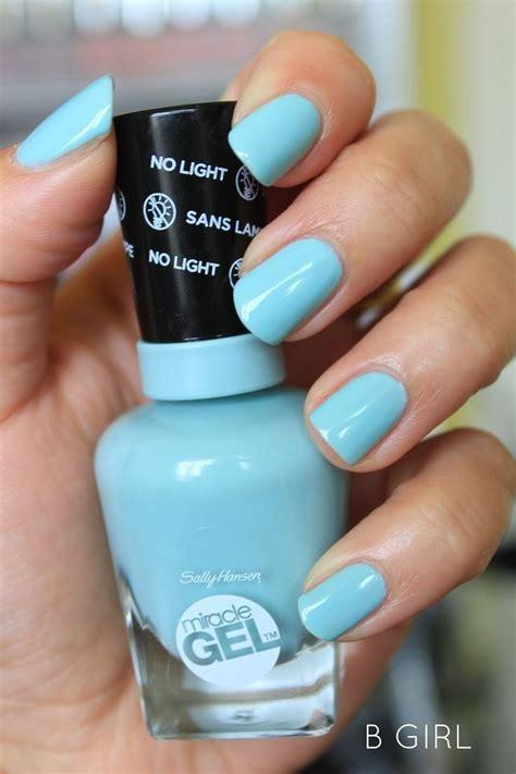 gel nail polish no light 132 best sally hansen gel nail polish images on pinterest