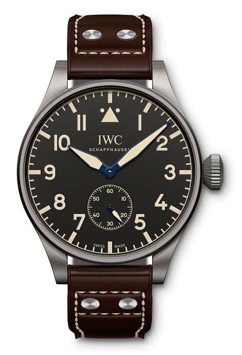 pilot watchs army edition vintage eye for the modern iwc big pilot s heritage