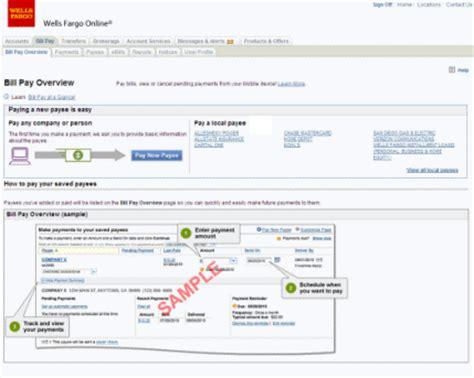 wells fargo dealer services bill pay mycheckwebcom