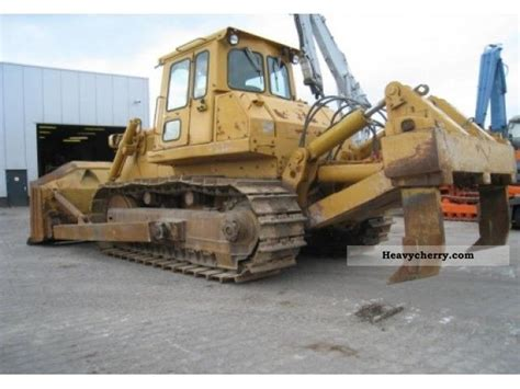 Dresser Heavy Equipment by Dresser Td25g 1991 Dozer Construction Equipment Photo And