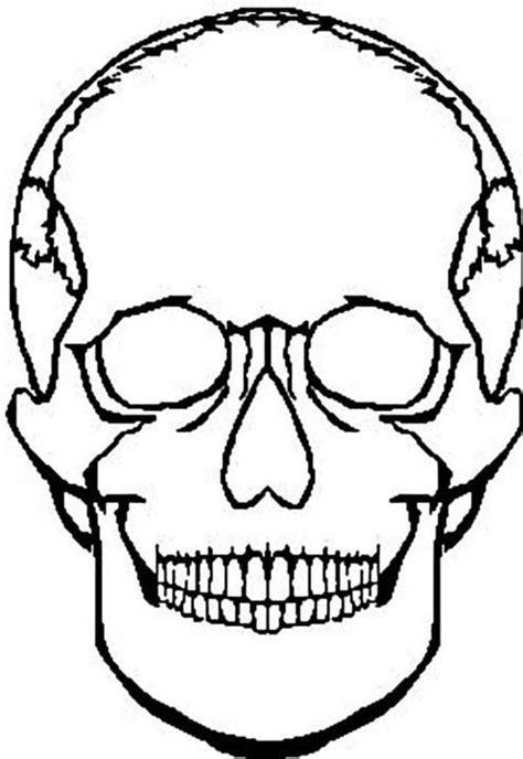 human skull coloring page human head skull coloring page coloring sky