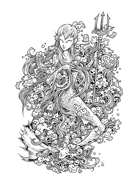 leer libro e doodle invasion zifflins coloring book volume 1 en linea doodle invasion coloring book behance net featured projects doodles drawings