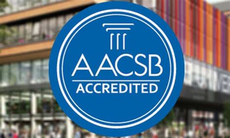 What Is Aacsb Accredited Mba by Alliance Manchester Business School Alliance Mbs