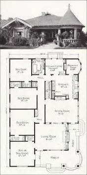 california house plans bungalow hybrid 1918 house plan by e w