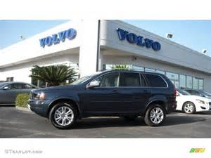 Blue Volvo Xc90 2013 Caspian Blue Metallic Volvo Xc90 3 2 68630921 Photo