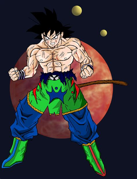 imagenes de goku af goku af damages by goku af on deviantart