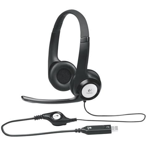 Headset Logitech H 390 logitech usb headset h390 schwarz headsets kabelgebunden
