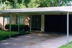 Carports Attached To House by Metal Carports And Covers In Austin Tx Metalink