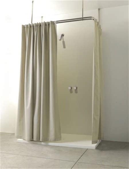 tenda doccia lino una tenda in lino per il bagno da colacril