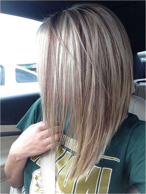 medium length inverted bob hairstyles  fine hair