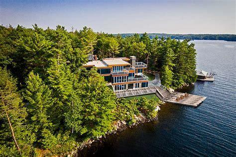 Bass Island   Muskoka, Ontario , Canada   Private Islands
