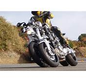 Yamaha OR2T 4 Wheel Leaning Motorcycle Concept