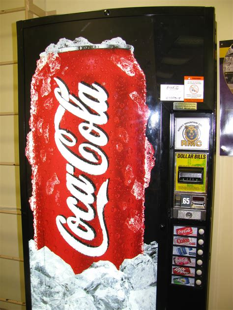 Sausage And South Diet Vending Machines by Coke Testing Free Wifi On South Vending Machines