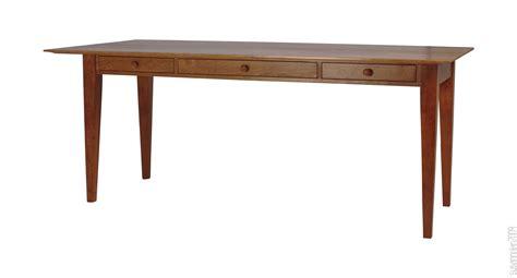 custom shaker style desk by brian brace