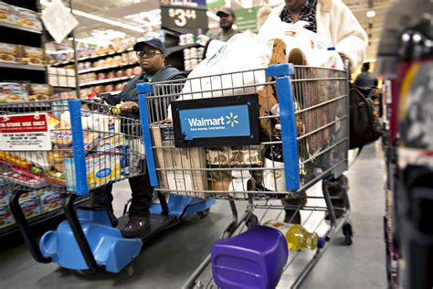 best shopping carts wal mart experimenting with robotic shopping cart for