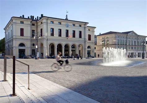 Landscape Architect Ta Landscape Architecture In Montebelluna S Square Ta