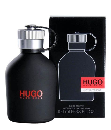 hugo just different 100 ml edt buy at best prices in india snapdeal