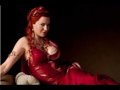 lucy lawless interview spartacus lucy lawless comic con interview youtube