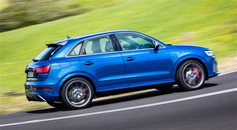 Q3 Audi Review by 2017 Audi Rs Q3 Performance Review Caradvice