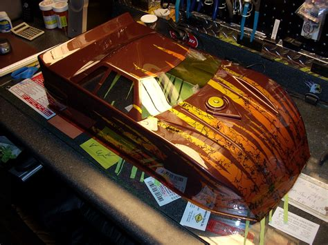 Lexan Lackieren brown lexan paint r c tech forums