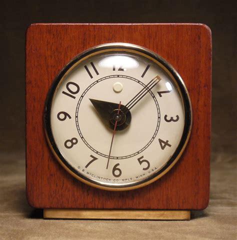 ob mcclintock alarm clock collectors weekly