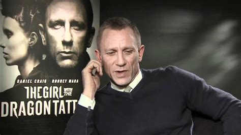 the girl with the dragon tattoo sex daniel craig discusses the with the