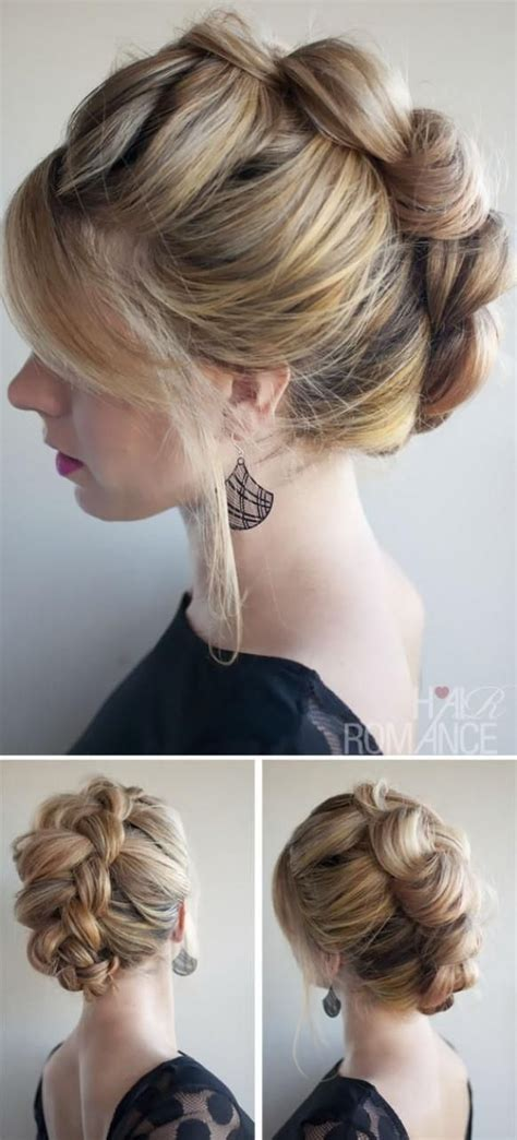 quick and easy edgy hairstyles 25 best ideas about edgy updo on pinterest edgy long