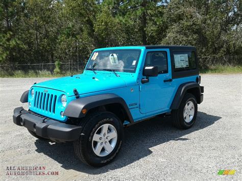 jeep 2017 blue 2017 jeep wrangler sport 4x4 in chief blue 719223 all