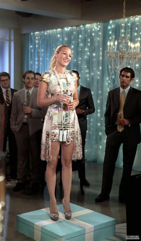 party themes gossip girl xoxo gossip girl los 10 mejores vestidos de la serie