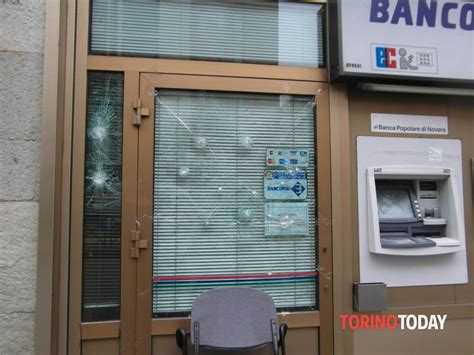 Banca San Paolo Settimo Torinese by Raid Anarchico In 4 Banche