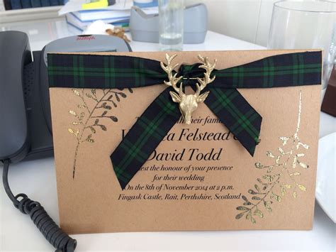 my scottish wedding invitation http www davidandveronica gettingmarried co uk scottish