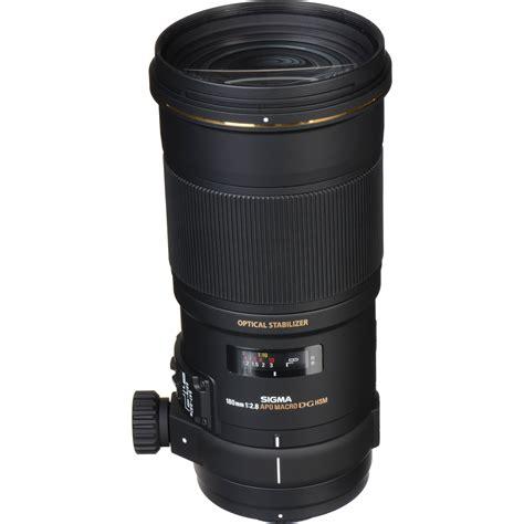 Sigma Macro sigma 180mm f 2 8 apo macro ex dg os hsm lens for nikon