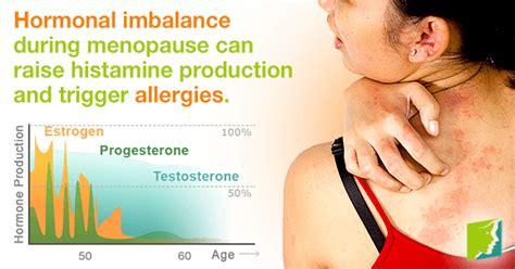 can food allergies cause mood swings 4 common triggers of skin allergies during menopause