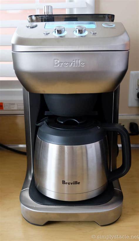 Breville Coffee Maker gift idea breville grind coffee maker