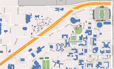 texas tech map of cus fashion c at texas tech university retail management hospitality and retail management