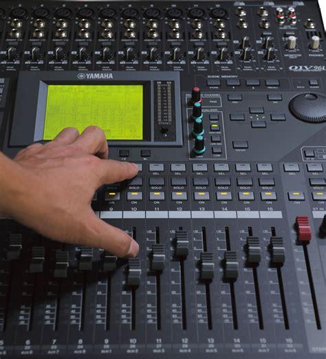 Daftar Mixer Digital Yamaha yamaha 01v96i digital mixer with built in audio interface