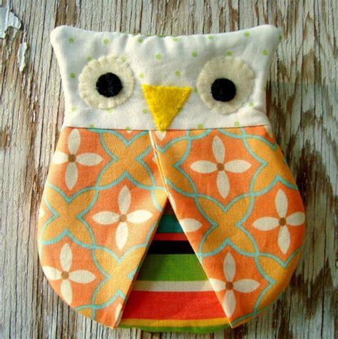 Owl Patchwork Patterns - owl hotpad pincher by patchwork posse craftsy