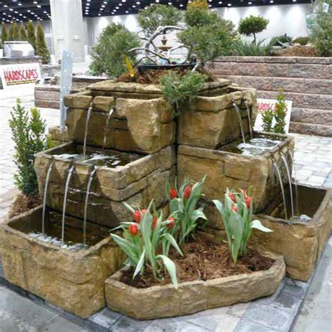 fiore courtyard cascade fountain  fp  shipping