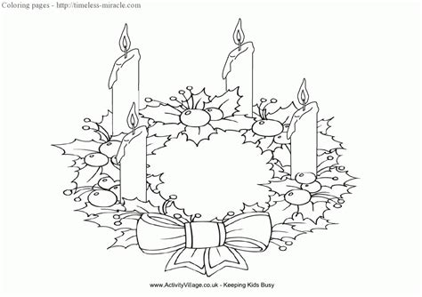 advent wreath coloring page advent wreath coloring pages timeless miracle