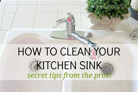 how to clean a kitchen sink amazing of great sink from how to clean bathroom sink 3024