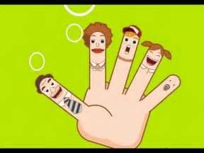 the finger family daddy finger original version