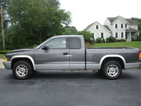dodge dakota 2 door sell used 2002 dodge dakota slt extended cab 2 door