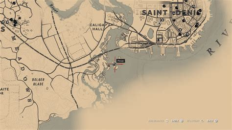 rowboat locations red dead 2 red dead redemption 2 the location of every rare and