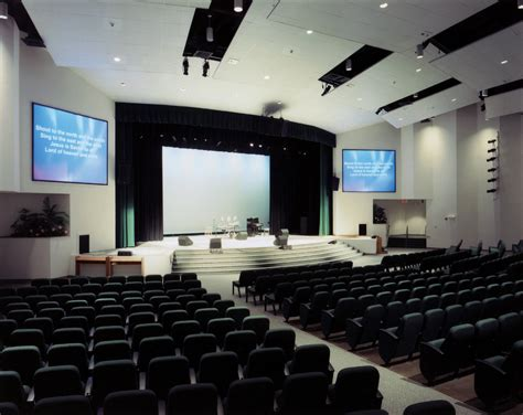 Church Floor Plan Designs by Sanctuaries Auditoriums Architecture Master Planning