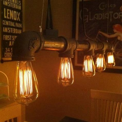 Plumbing Pipe Light Fixture by Pipe Light Fixture Home Is When I M Alone With You