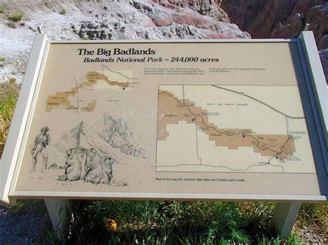 Anatomy Of A Park anatomy of a badland picture of loop road badlands national park tripadvisor