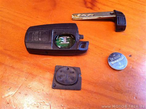 Bmw 1er Schlüssel Batterie Leer by Schluessel Bmw E60 Fernbedinung Batterie Leer Bmw 5er